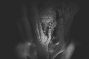 Fluchtrefelxe | Selbstportrait